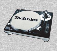 Technics 1200 Vintage  Kids Clothes