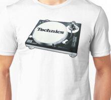 Technics 1200 Vintage  Unisex T-Shirt