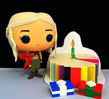 Daenerys Birthday by FendekNaughton