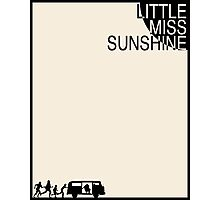 Little Miss Sunshine - Beige Photographic Print