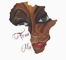 Africa Woman Free. by jemmanyagah