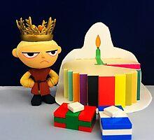 Joffrey Birthday by FendekNaughton