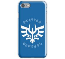 Knights Academy Logo iPhone Case/Skin