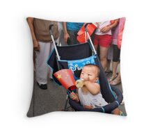 Special day! Throw Pillow
