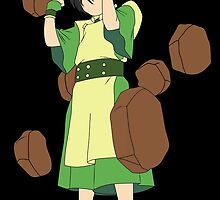Toph by AvatarSkyBison