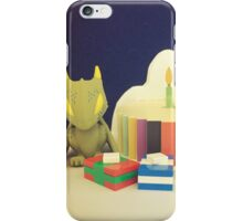 Birthday Dragons iPhone Case/Skin