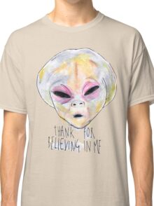 """""""Thank For Believing In Me"""" Classic T-Shirt"""