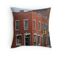 Giovanni's room II Throw Pillow