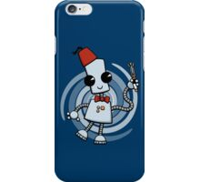 Ned the Time Traveller (11) iPhone Case/Skin
