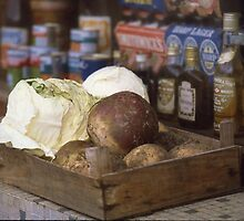 Box of Vegetables, Island of Ireland. by Peter Stephenson