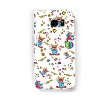 Comic Clown Pattern Samsung Galaxy Case/Skin