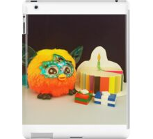 Furbling Birthday iPad Case/Skin