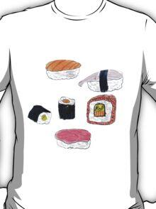 Aesthetic Sushi T-Shirt