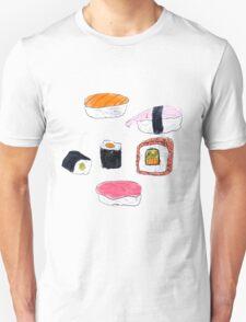 Aesthetic Sushi Unisex T-Shirt