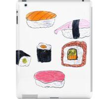 Aesthetic Sushi iPad Case/Skin