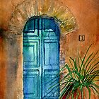 Italian door by Myhandyourheart