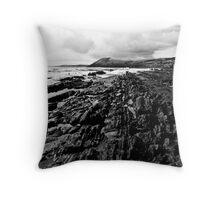 Rockscape Throw Pillow