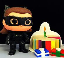 Catwoman Birthday by FendekNaughton