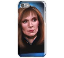 Star Trek: Beverly Crusher iPhone Case/Skin