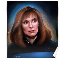 Star Trek: Beverly Crusher Poster