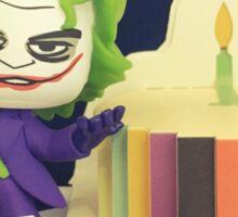 Joker Birthday Sticker