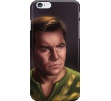 Star Trek: cpt.Kirk iPhone Case/Skin