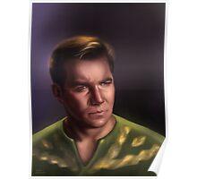 Star Trek: cpt.Kirk Poster