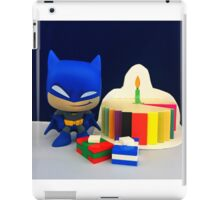 Mini Batman Birthday iPad Case/Skin
