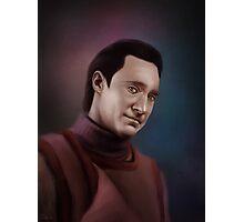 Star Trek: Lore Photographic Print