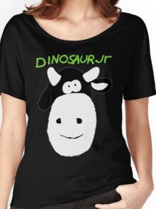 Dinosaur Jr Cow Women's Relaxed Fit T-Shirt