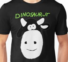 Dinosaur Jr Cow Unisex T-Shirt