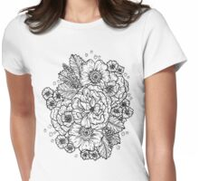 """Harrow"" by Timothy Von Senden Womens Fitted T-Shirt"