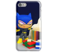 Mini Batgirl Birthday iPhone Case/Skin