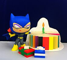 Mini Batgirl Birthday by FendekNaughton