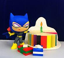 Mini Batgirl Birthday by FendekNaughton