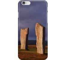 The mystics iPhone Case/Skin