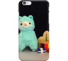 Alpaca Birthday iPhone Case/Skin