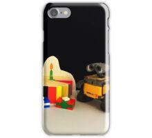 Wall-E & Eve Birthday iPhone Case/Skin
