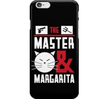 The Master Margarita iPhone Case/Skin
