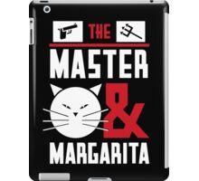 The Master Margarita iPad Case/Skin