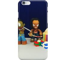 Michonne & Pets Birthday iPhone Case/Skin
