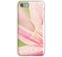 French Nostalgic Lilies iPhone Case/Skin