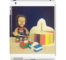 Michonne Birthday iPad Case/Skin
