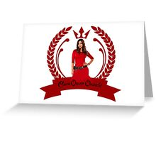 Oswin for the win - Oswin! Greeting Card