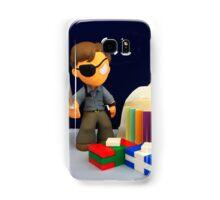 Governor Birthday Samsung Galaxy Case/Skin