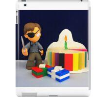 Governor Birthday iPad Case/Skin