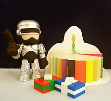 Robocop Birthday by FendekNaughton