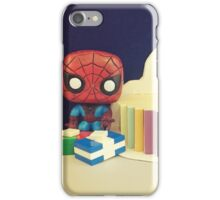 Spider-Man Birthday iPhone Case/Skin