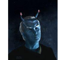 Star Trek: cmd.Shran Photographic Print