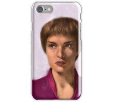 Star Trek: cmd.T'Pol iPhone Case/Skin